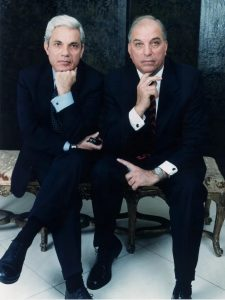 David and Simon Reuben