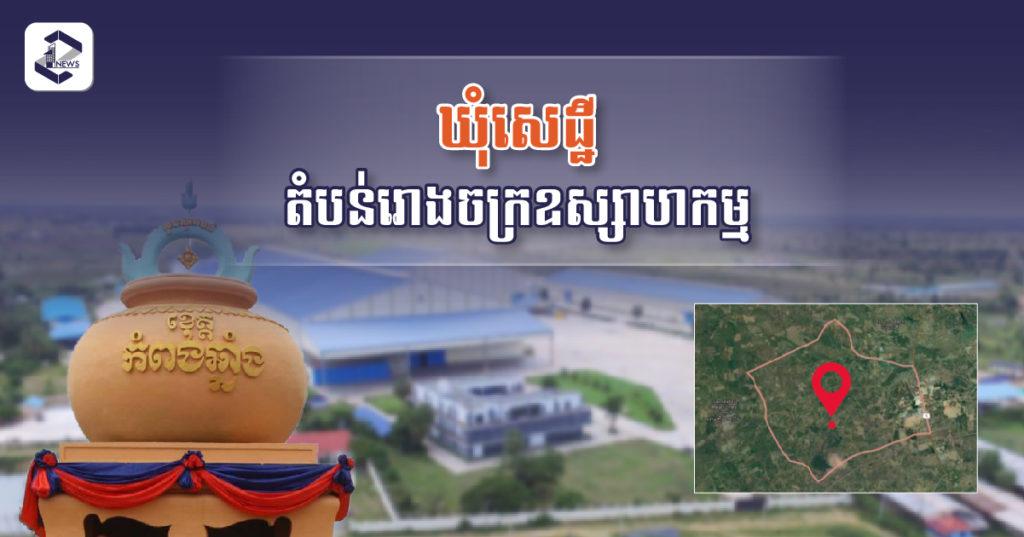 z1news real estate industry kompong chhnang province